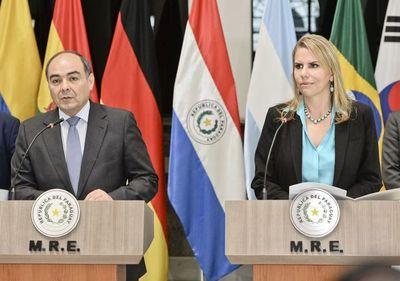 Buscan incrementar intercambio comercial entre Paraguay y Colombia