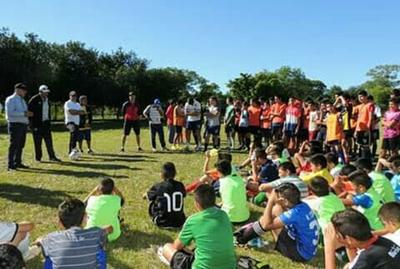 Chicos pilarenses tendrán su oportunidad en Asunción