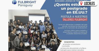 Becas en Estados Unidos: Capacitarán a jóvenes postulantes de todo el país