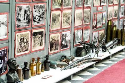 Ministerio de Defensa promueve recuperación de patrimonios y preservación de la historia militar
