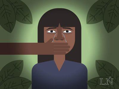 Niña indígena maniatada: Abuso y adicción evidencian vulnerabilidad