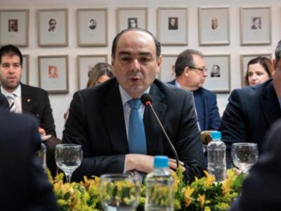 Canciller brasileño de visita para tratar temas bilaterales