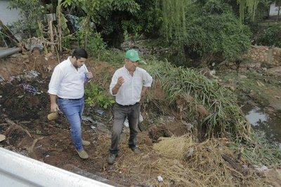 Más allanamientos en Ñemby en el marco de la lucha contra el Dengue