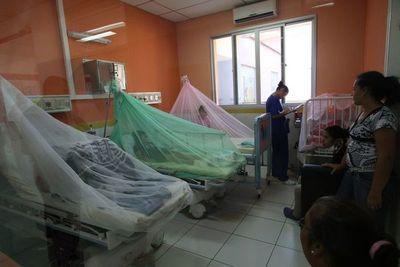 """Salud: """"Mortalidad por dengue es baja, el promedio es 25 muertes al año"""""""