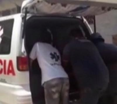 Trabajador muere aplastado mientras reparaba su camión