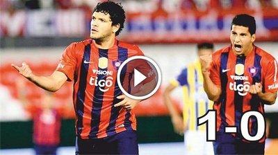 Cerro Porteño vs Deportivo Capiatá (1-0) Goles Resumen Resultado Clausura 2015