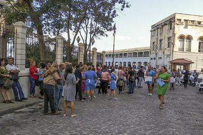 Fuerte sismo en el Caribe obligó a evacuar edificios en La Habana