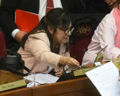"""""""Nani"""" Arrúa reclama que Prieto dé a conocer resultado de auditoría a CPD"""