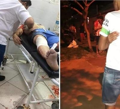 Un muerto y cuatro heridos en atentado en Capitán Bado