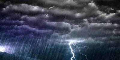 Anuncian tormentas para este miércoles
