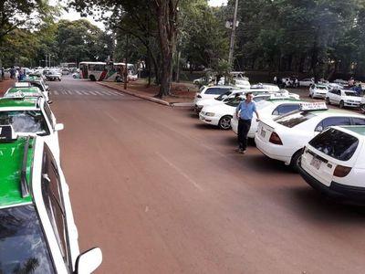 Policía de Tránsito de CDE recomienda evitar algunas avenidas céntricas