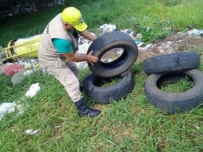 Declaran emergencia ambiental y sanitaria en Asunción ante epidemia de dengue