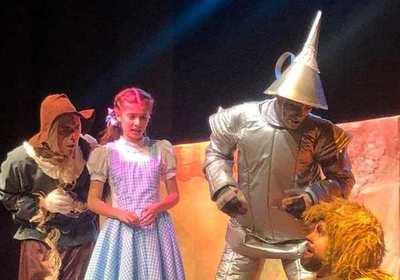 El Mago de Oz en el Teatro Latino