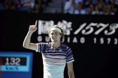 Zverev y su primera semifinal de Grand Slam