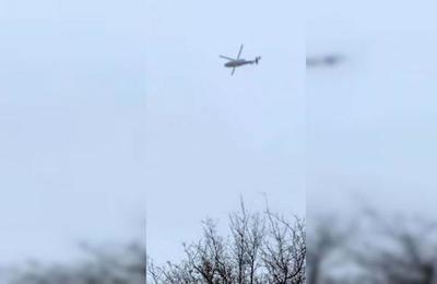 Video del helicóptero de Kobe Bryant volando en círculos momentos antes del fatal accidente