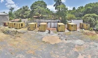 Vecinos se oponen a moteles contenedores en Villa Morra