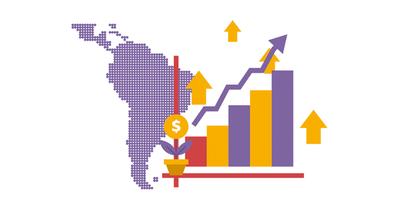América Latina y el Caribe presenta un menor riesgo financiero
