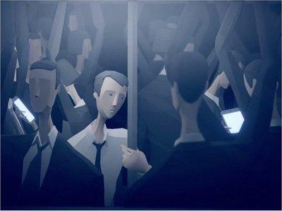 Mosaic, el videojuego que retrata la angustia y soledad de los millennials