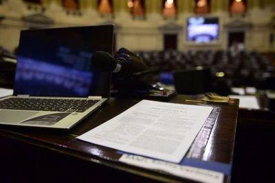 Congreso de Argentina apura ley para reestructurar la deuda