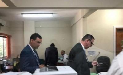 Acusan a los ZI y fiscalía vuelve a pedir la prisión del senador