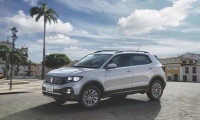 Prensa especializada elige a T-Cross  como el mejor SUV de America Latina