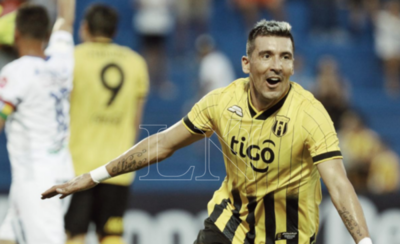 HOY / De deshace con facilidad de San José y avanza en la Libertadores