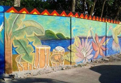 Realizarán murales en Colonia Independencia