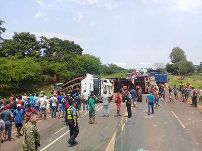 Fiscal investiga las circunstancias del accidente que dejó 4 fallecidos