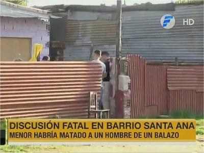 Entrega a su hermano, sospechoso de un crimen en Asunción