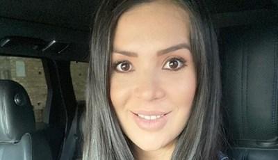 Mirna Pereira sigue disfrutando de su embarazo