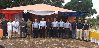 Inauguran en San Pedro Dirección Regional contra Hechos Punibles Económicos y Financieros