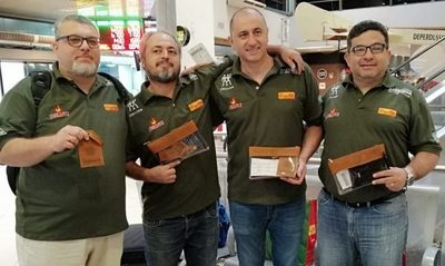 Paraguayos viajan a Cumbre Internacional de Parrilleros