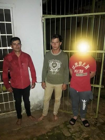 Con tres detenciones impiden asalto en Campo 9