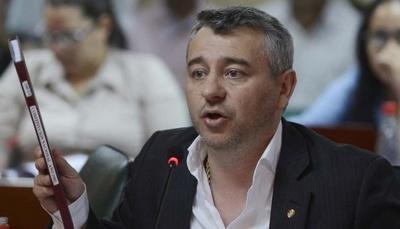 Daniel Centurión podría ser precandidato a la intendencia de Asunción