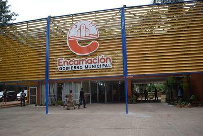 Posponen reinauguración de sede de Municipalidad de Encarnación