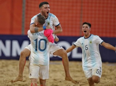 Argentina se adueñó del clásico sudamericano
