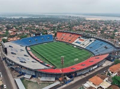 La final de la Copa Paraguay tiene escenario