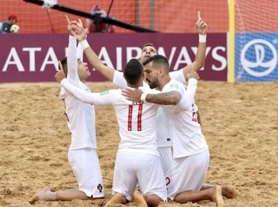 Italia y Portugal buscarán tocar el cielo de la Beach Soccer World Cup 2019