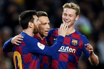 El Barça recobra verticalidad para sellar pase a cuartos
