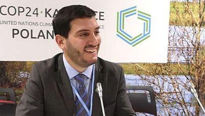 """Víctor Ibarrola: """"Tenemos que apostar por un desarrollo sostenible, responsable y con interés socioambiental"""""""