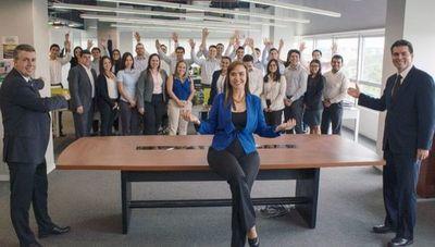 """Gloria Ayala Person: """"Estamos escribiendo la historia del desarrollo del mercado de valores en Paraguay"""""""