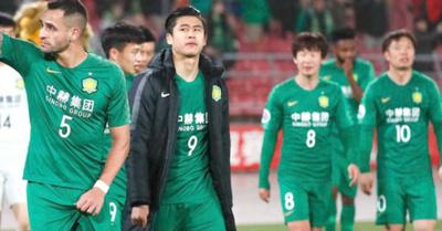 En China suspendieron el arranque del fútbol