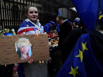 El Reino Unido se separa de la UE y comienza una nueva relación