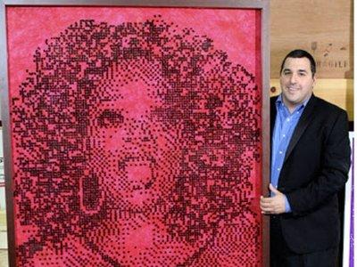 Mateo Blanco comparte los estudios de sus obras en Florida