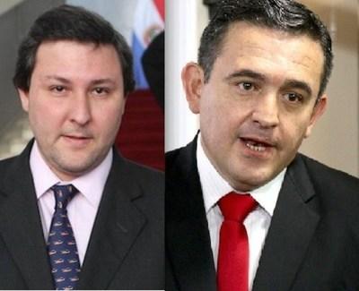 Petta justifica la designación de Filizzola en el MEC y dice que el concurso fue transparente