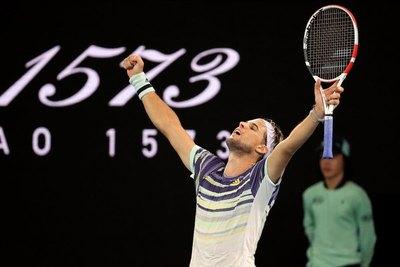 Thiem desafia a Djokovic en la gran final del Australia Open