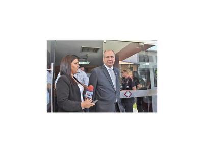 Ex intendente Mario Ferreiro apela citación para imponerle medidas