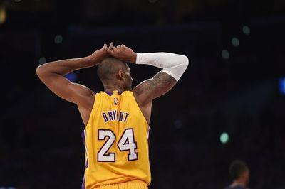 """La leyenda Kobe Bryant """"no está triste; sonríe y sigue adelante"""""""