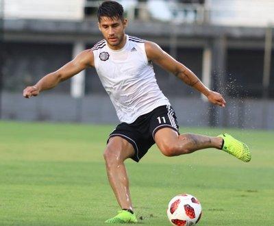 Olimpia con equipo confirmado para enfrentar a San Lorenzo