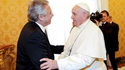 Cristina, Lula da Silva y Latinoamérica, temas del encuentro entre Fernández y el Papa